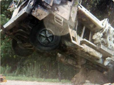 Allan's Garage - Heavy Trucks / Off Road Recovery